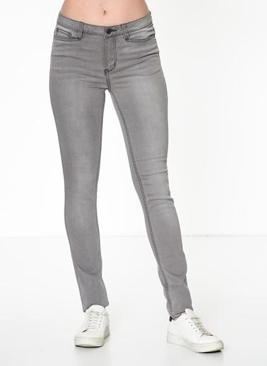 Vero Moda Pantolon Gri